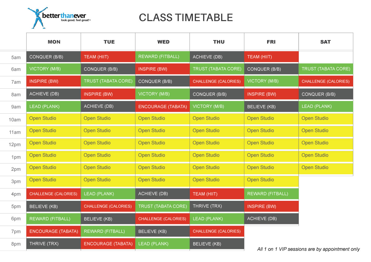 BTE-Class-Timetable